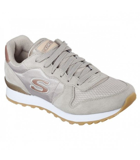 DEPORTIVO CASUAL SKECHERS 111 TAUPE