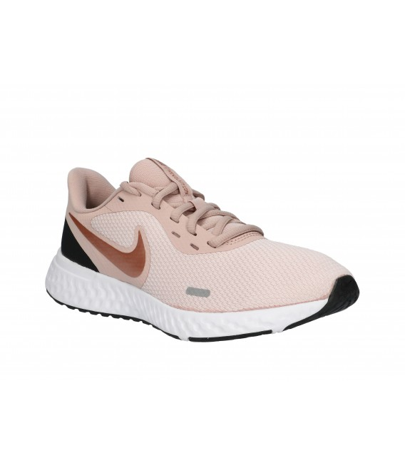 DEPORTIVO RUNNING Nike REVOLUTION 5 BQ3207 ROSA