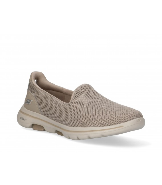 DEPORTIVO CASUAL SKECHERS 15901 TAUPE