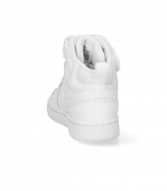 BOTA Nike COURT BOROUGH MID 2 CD7782 BLANCO