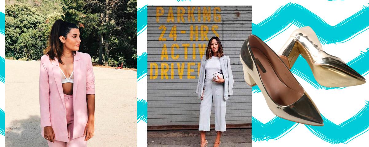 f38da8206 Cada vez son más las famosas e influencers como Sara Carbonero o Blake  Lively las que apuestan por este tipo de outfits.