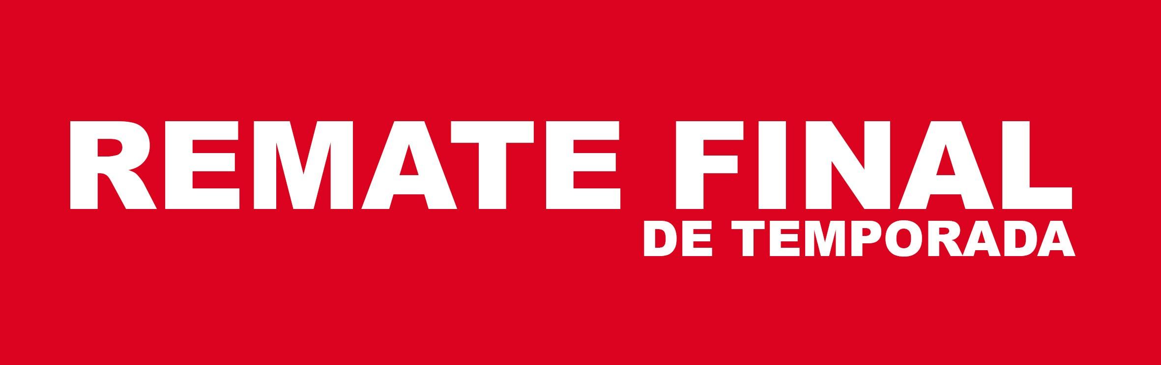 REMATE FINAL DE TEMPORADA